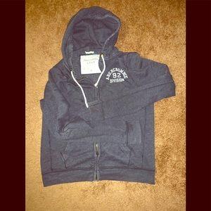 Abercrombie hoodie xxl full zip